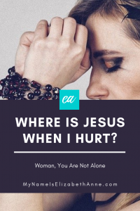 Where Is Jesus When I Hurt?