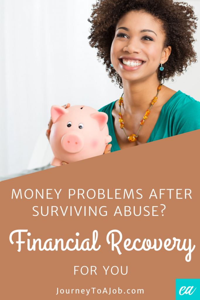 Financial Abuse is Real and so is Financial Recovery My Name is Elizabeth Anne